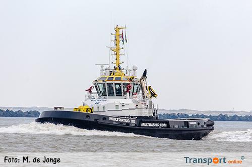 Novatug krijgt eerste Carroussel Rave Tug opgeleverd