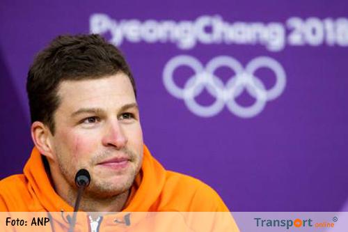 Olympisch goud voor Sven Kramer op 5.000 meter