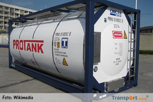 Lege tankcontainers op LZV binnenkort toegestaan
