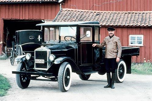 Volvo Trucks viert haar 90-jarig jubileum