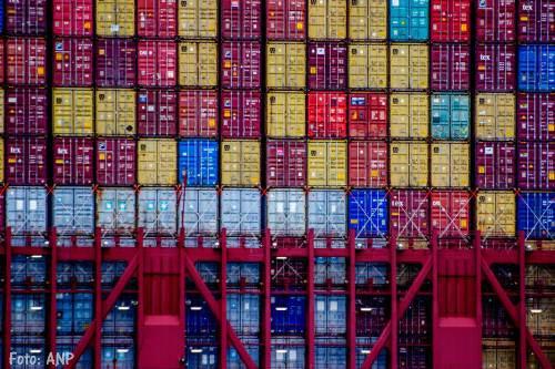 Storing containerterminals ECT Rotterdam verholpen