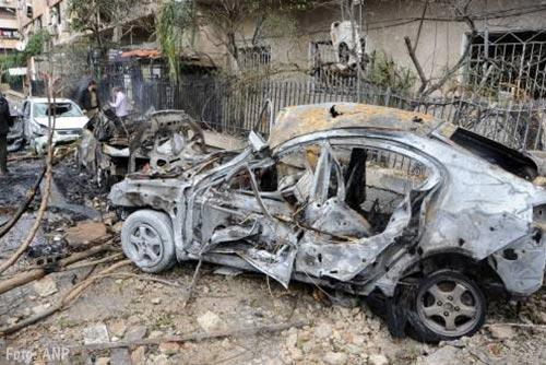 Gevechten in Oost-Ghouta gaan door