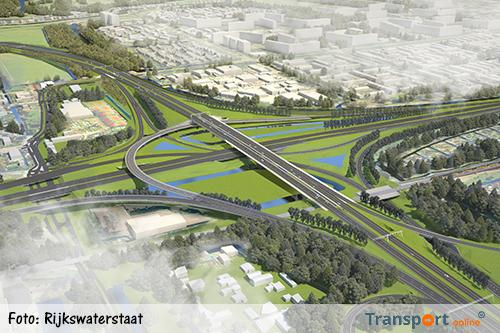 Rijkswaterstaat wil de realisatie van de A16 Rotterdam gunnen aan De Groene Boog