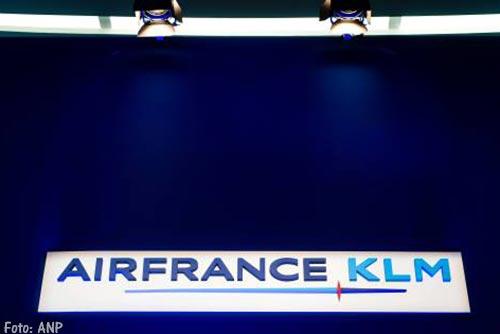 'Meer acties in de maak bij Air France'