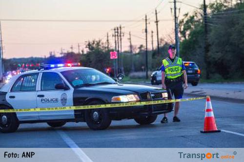 Verdachte bompaketten FedEx blaast zichzelf op tijdens achtervolging