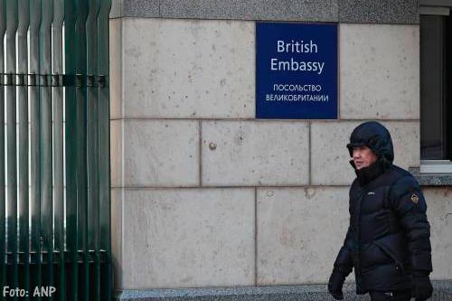 Londen bespreekt maatregelen tegen Moskou