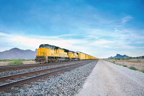 DACHSER Rail Services tussen Europa en Azië