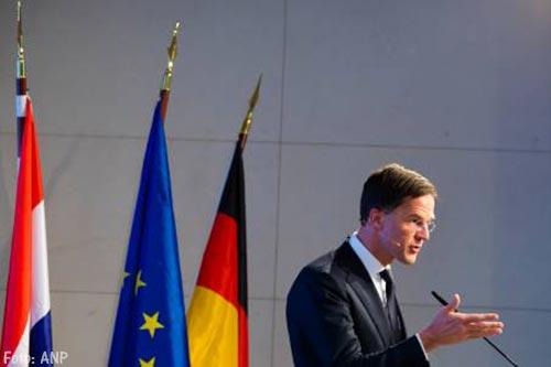 Verdeelde reacties op EU-speech Rutte
