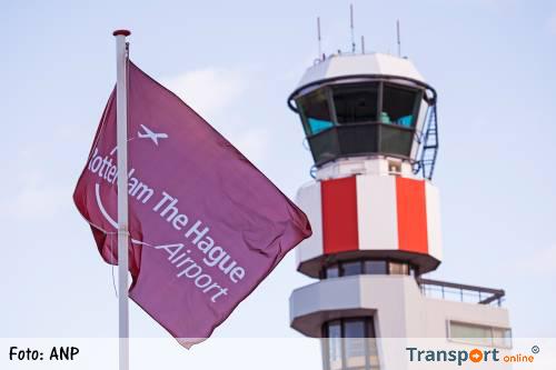 Groei luchthaven Rotterdam moet langs Raad van State