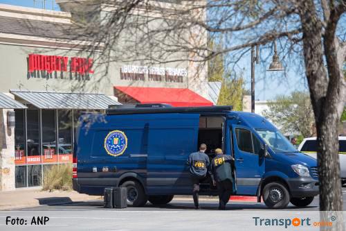 FedEx screent alle pakketten bij Austin