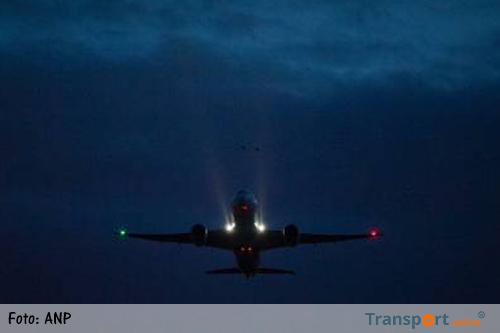 Gemeenten willen aanpak nachtvluchten Schiphol