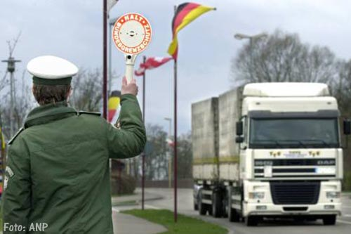 AfD-voorstel strenge grenscontrole weggestemd