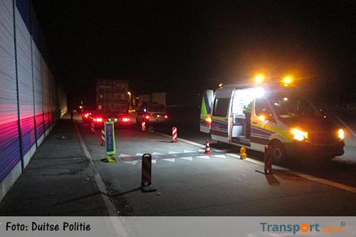Nederlandse chauffeur negeert rijverbod met overbeladen vrachtwagen in Duitsland [+foto]