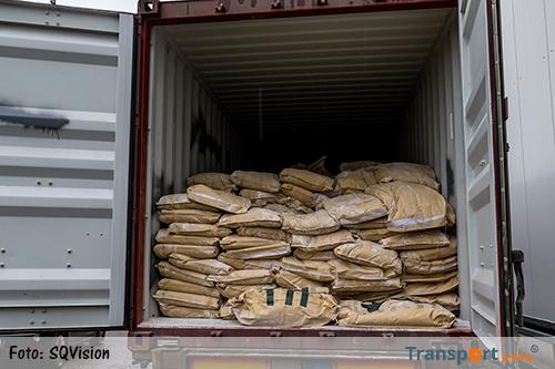 Container vol drugsgrondstoffen aangetroffen in Oosterhout [+foto]