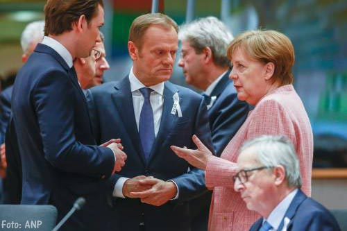 EU-leiders eisen privacybescherming Facebook