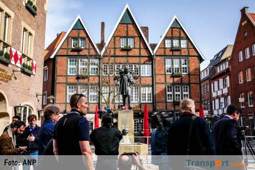 Twee Nederlanders gewond geraakt bij aanslag in Münster