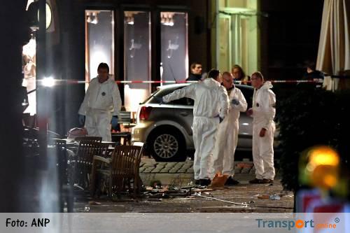 51-jarige vrouw en 65-jarige man omgekomen bij aanslag Münster