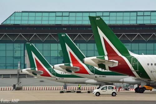 Brussel onderzoekt staatssteun aan luchtvaartmaatschappij Alitalia