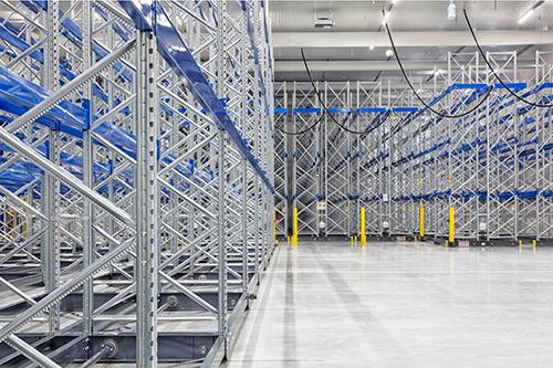 GDP-certificaat voor gloednieuw pharma warehouse bij E. van Wijk