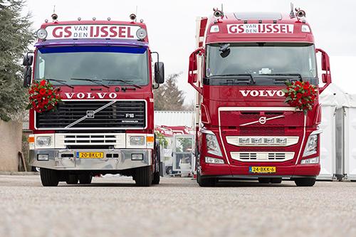 G.S. van den IJssel Olie & Transport viert honderdjarig bestaan