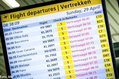 KLM annuleert nog meer vluchten