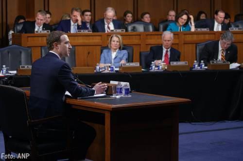 Facebook had contact met aanklager Robert Mueller