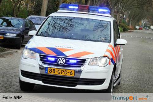 Politie 'duwt' dronken automobilist van de weg
