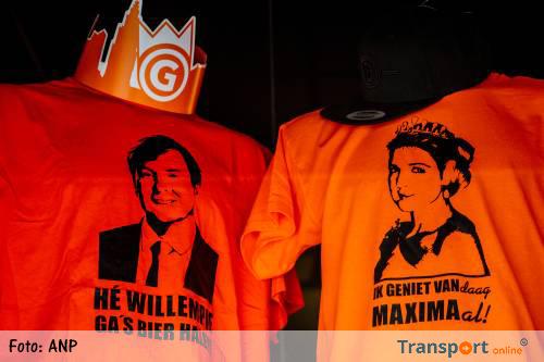 'Grote meerderheid tevreden over de koning'