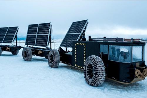 PAX Groep verzorgt transport van de Solar Voyager
