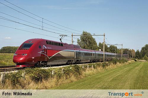 Thalys rechtstreeks van Amsterdam naar Charles de Gaulle en Marne la Vallée