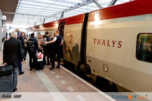 Franse stakers verrassen Thalys niet