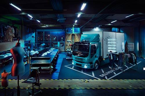 Volvo Trucks introduceert eerste geheel elektrische truck