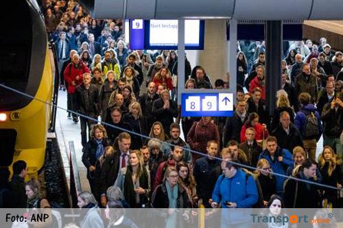 Aanrijding op spoor Den Haag: uren vertraging