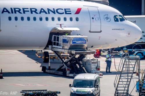 Frankrijk houdt vast aan belang in Air France