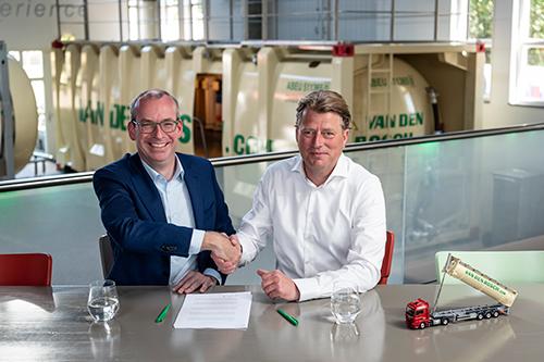 Van den Bosch Transporten neemt Broekema Bulk over
