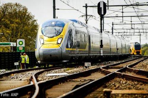 Snelle trein alternatief voor korte vluchten