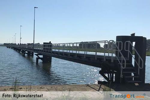 Extra aanlegsteigers voor de scheepvaart bij stuwensemble Nederrijn en Lek