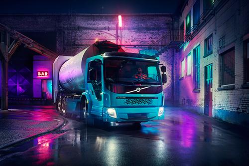 Volvo Trucks presenteert nog een elektrische truck voor zwaardere inzet