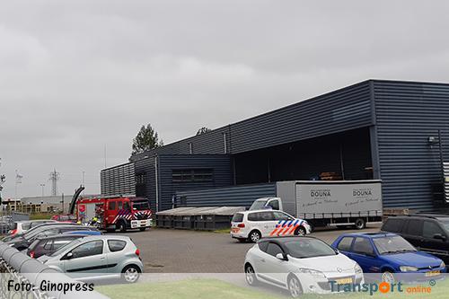 Dode en zwaargewonde bij bedrijfsongeval Douna Machinery Leeuwarden [+foto]