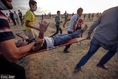 Doden en honderden gewonden in Gaza