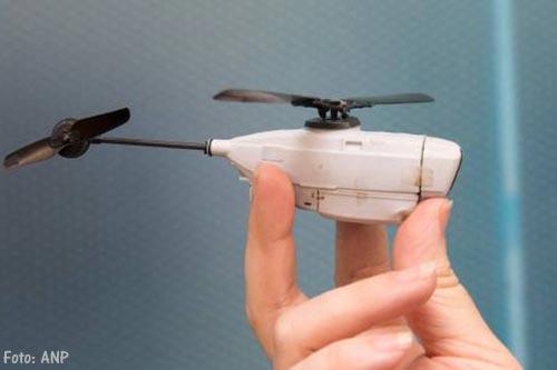 Tientallen piepkleine drones voor Defensie