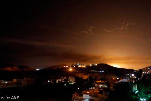Olieprijs omhoog na aanval Israël op Syrië