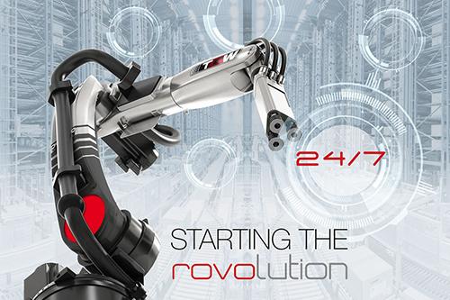 Rovolution: een nieuw tijdperk van robotica in material handling