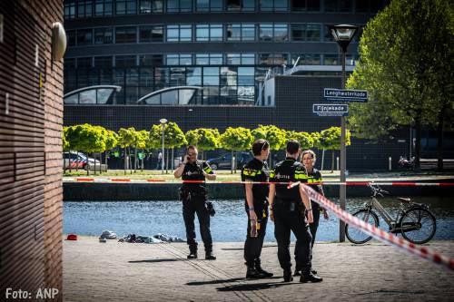Politie zegt niets over motief steekpartij in Den Haag