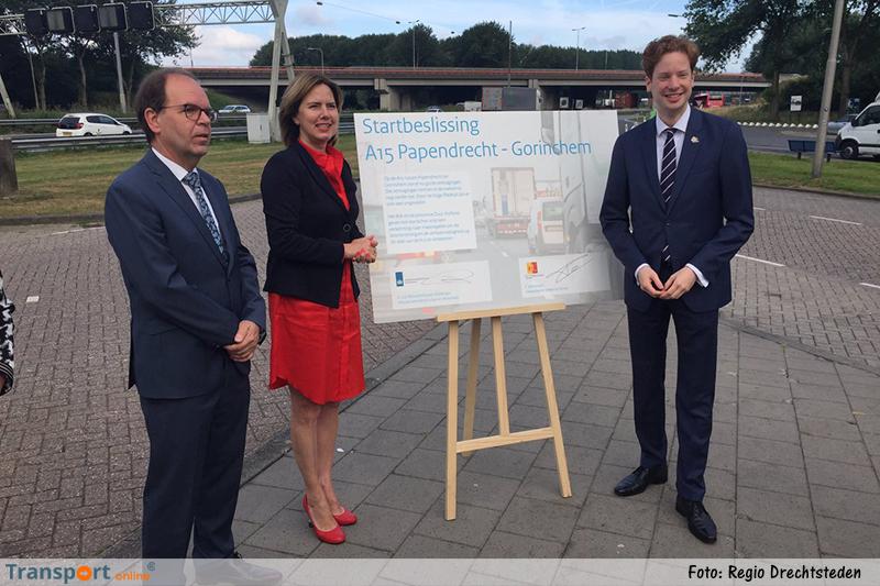 300 miljoen euro voor aanpak knelpunt A15
