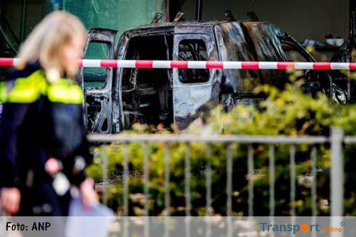 Politie noemt brand Telegraaf gerichte actie