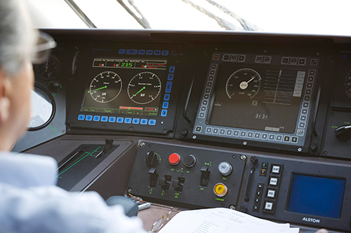 Alstom levert nationaal on-board treinbeveilingssysteem in Noorwegen