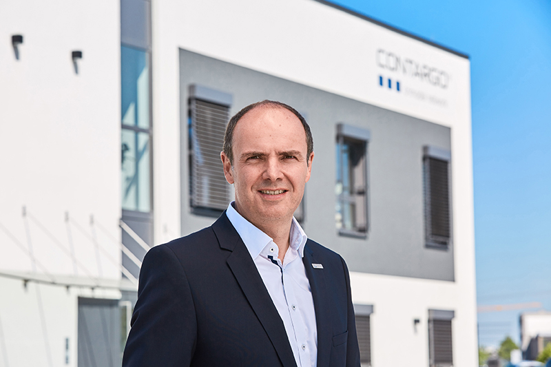 Jürgen Albersmann wordt nieuwe directeur van Contargo GmbH & Co. KG