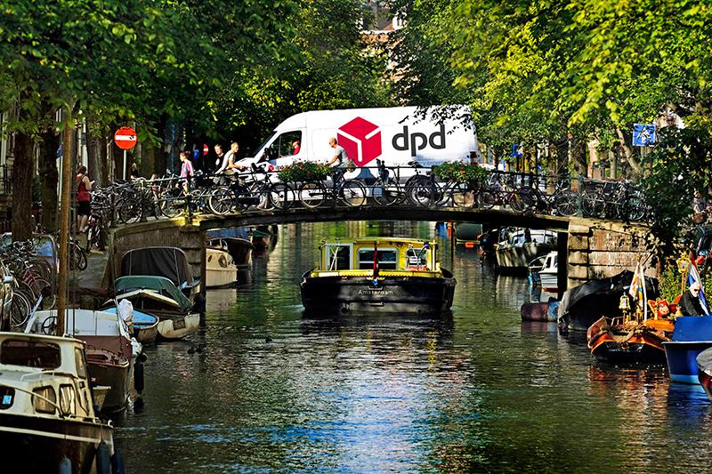 DPDgroup dringt CO2-uitstoot met 11,2 procent terug