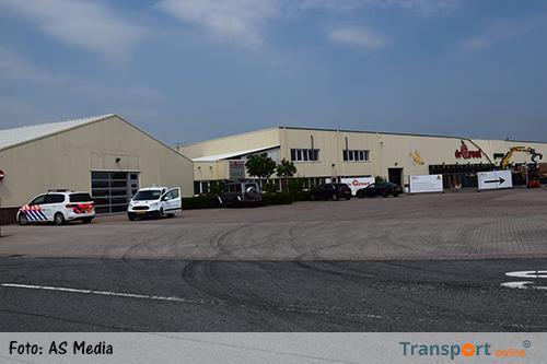 Opnieuw onderzoek bij fruitbedrijf na vondst drugs in container in Hedel [+foto]